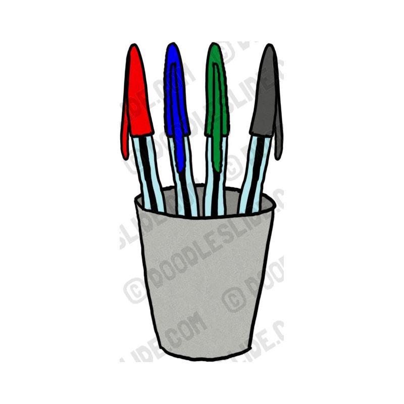 Clip Art Pens - Cliparts.co