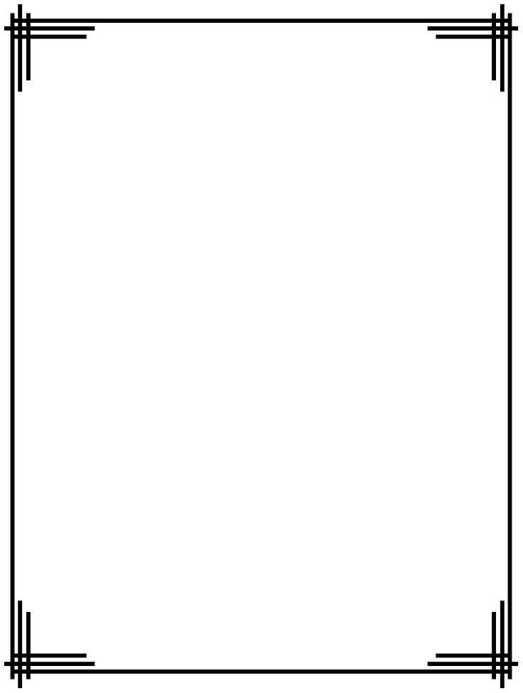 Art Nouveau Clip Art - Cliparts.co
