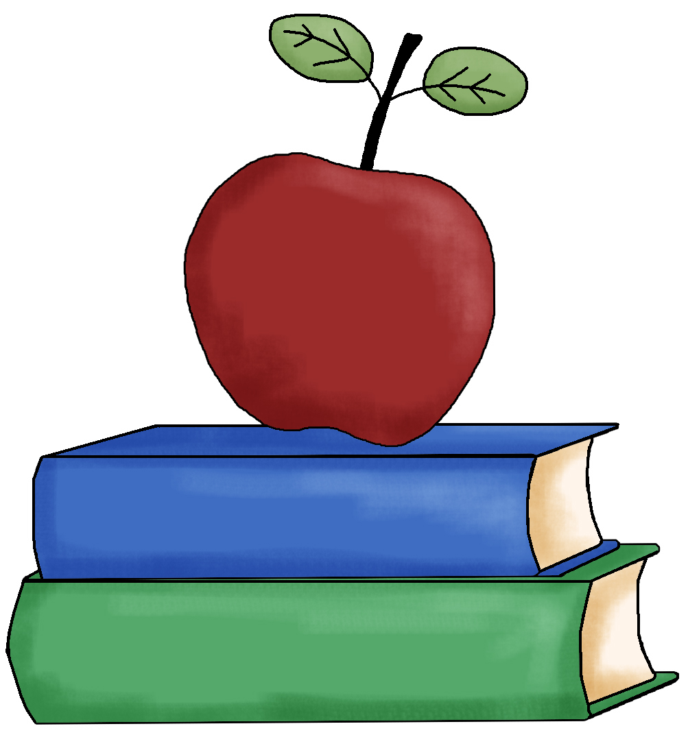 School Apple Clipart - Cliparts.co