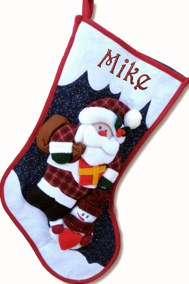 Personalized Stockings Personalized Christmas Stockings