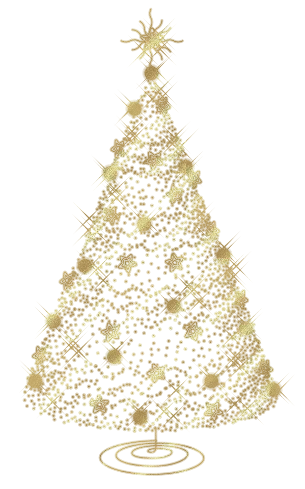 gold christmas tree wallpaper - photo #21