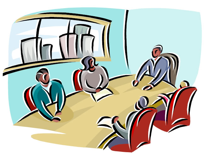 conference room clipart free - photo #13