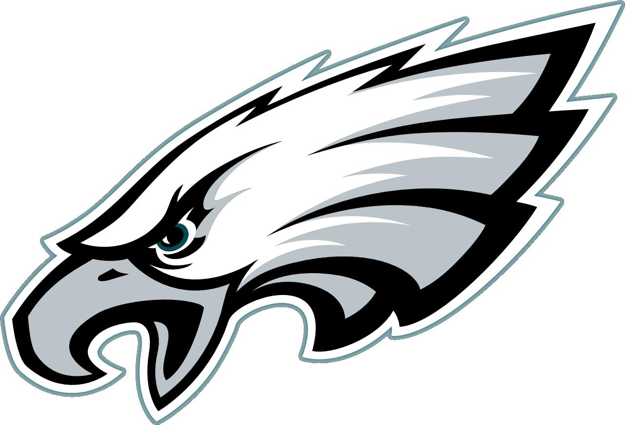 free eagles football clipart - photo #4