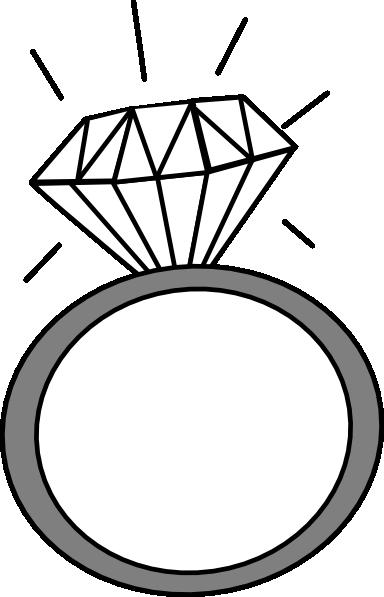 Cartoon Wedding Rings - Cliparts.co