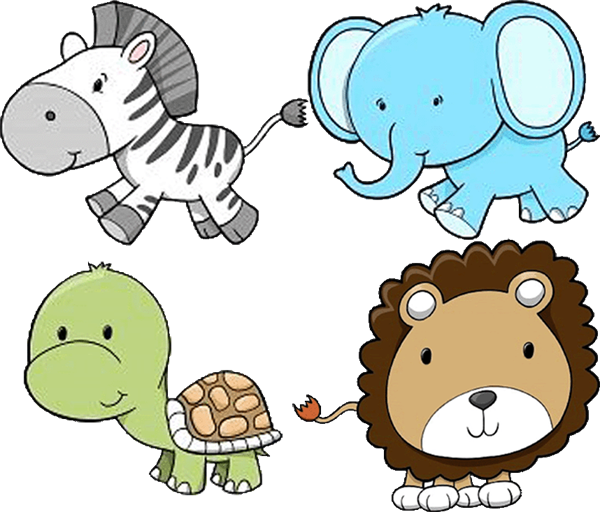 free clipart zoo animals - photo #42