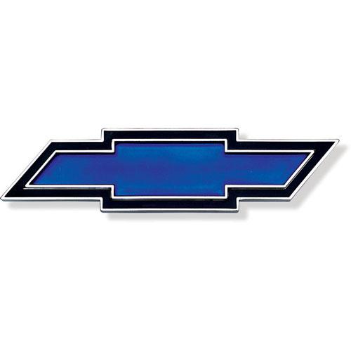 Chevy Bowtie Emblem Stencil 1969 Chevrolet Blue Bowtie