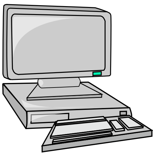 Computer Animated Clipart