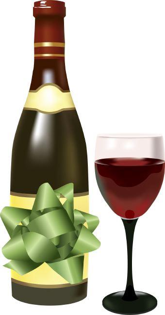 Wine Bottle Clip Art | Free Wine Information