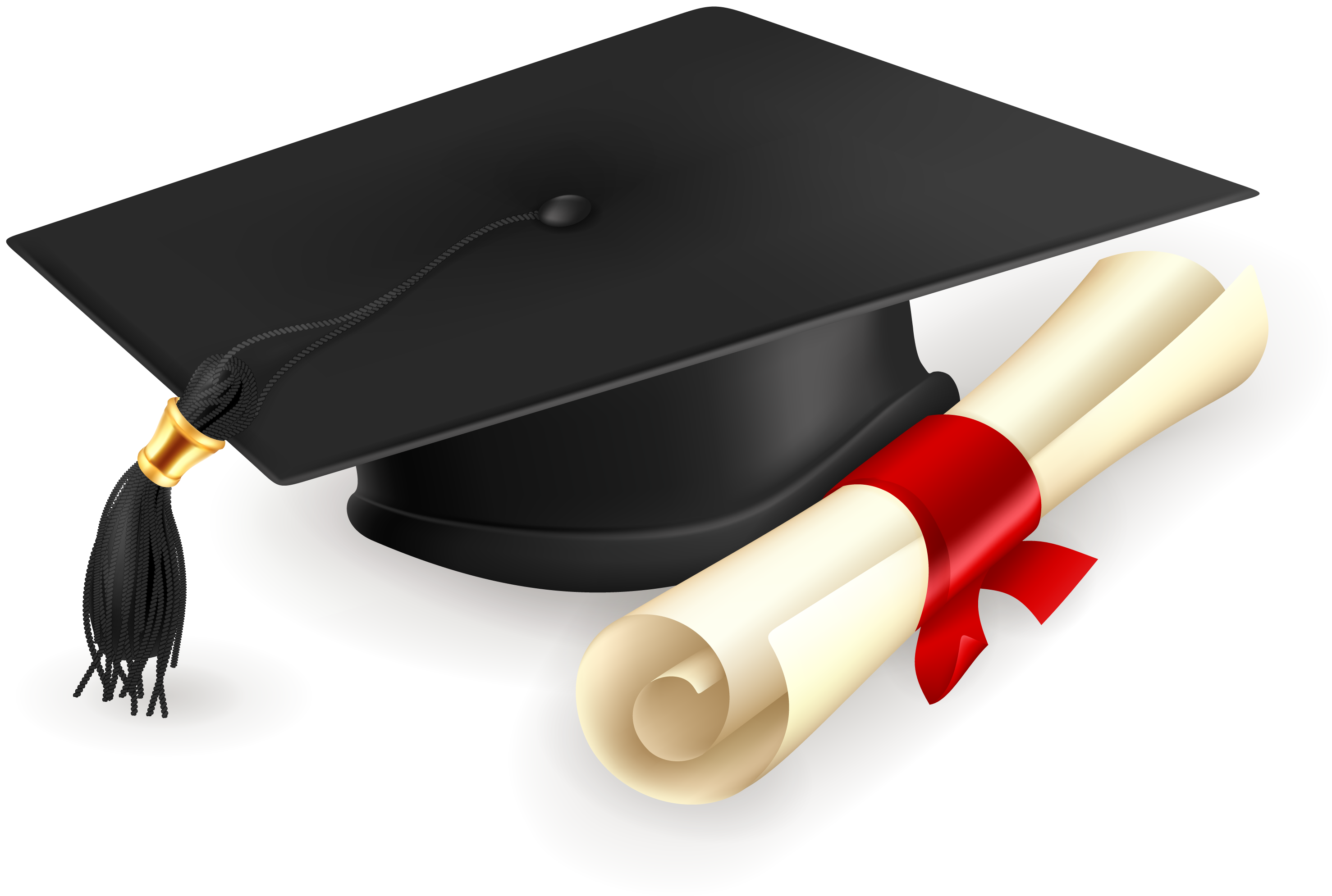 Graduation Hat Png - Cliparts.co