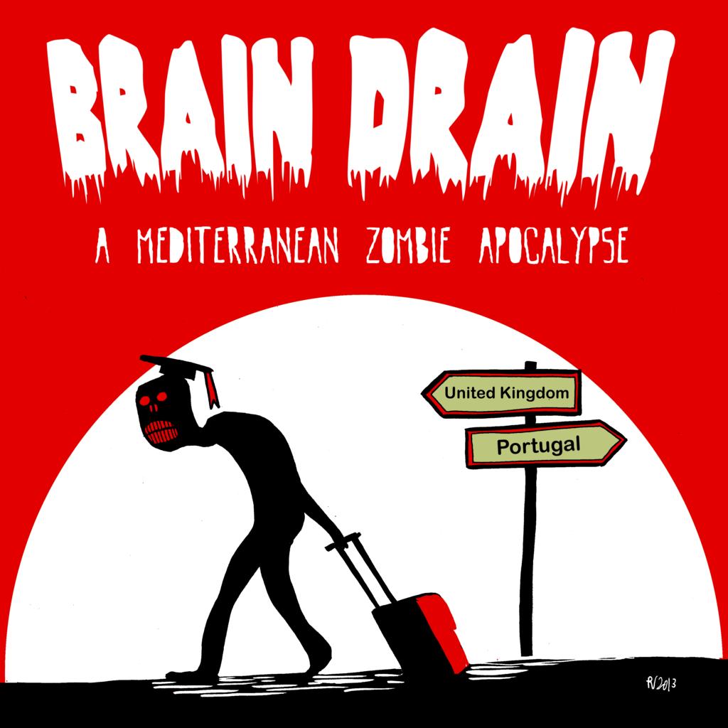 research in brain drain