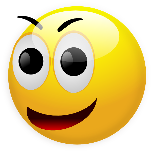 Smiley 3D - Cliparts.co
