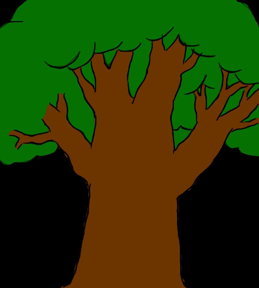 TREE CARTOON PNG - Cliparts.co
