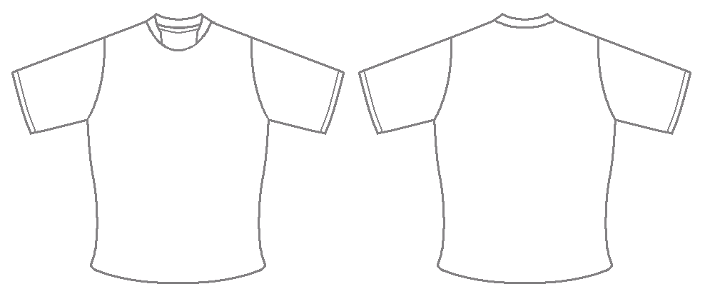 Free printable football jersey template for Where can i create my own shirt