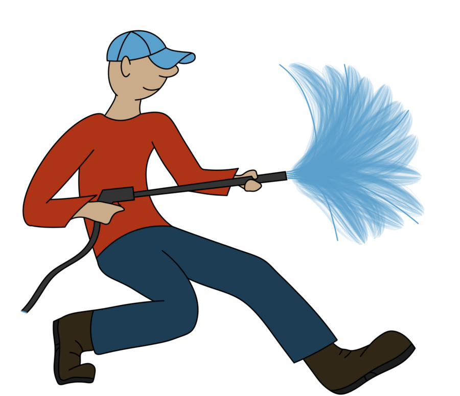 Pressure Washing Clipart - Cliparts.co