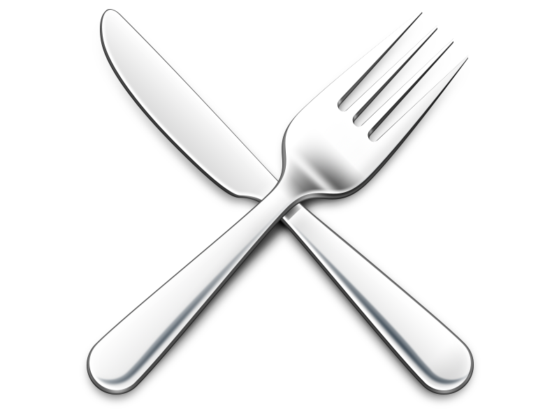 knives forks how to use