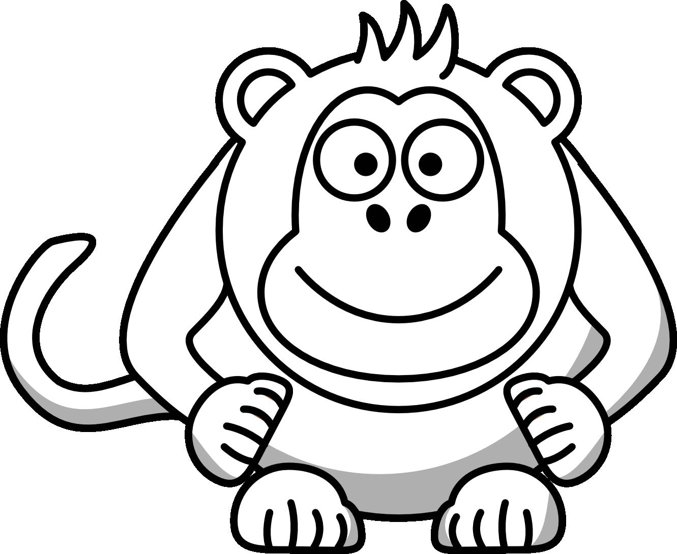 Monkey Images Clip Art - Cliparts.co