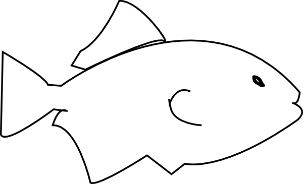 Fish Outline Pictures