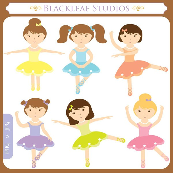 Free Ballerina Clipart - Cliparts.co
