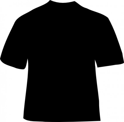T-shirt clip art Vector clip art - Free vector for free download