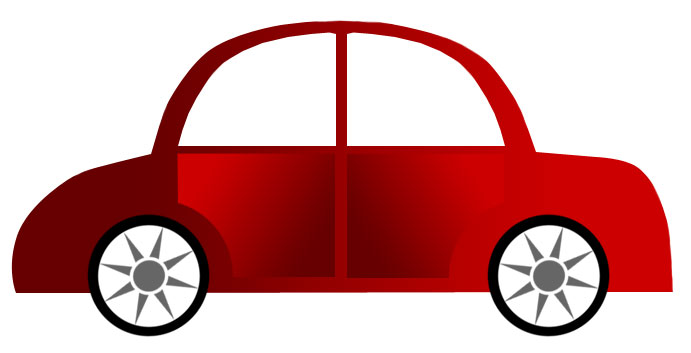 Red Car Clip Art - Cliparts.co