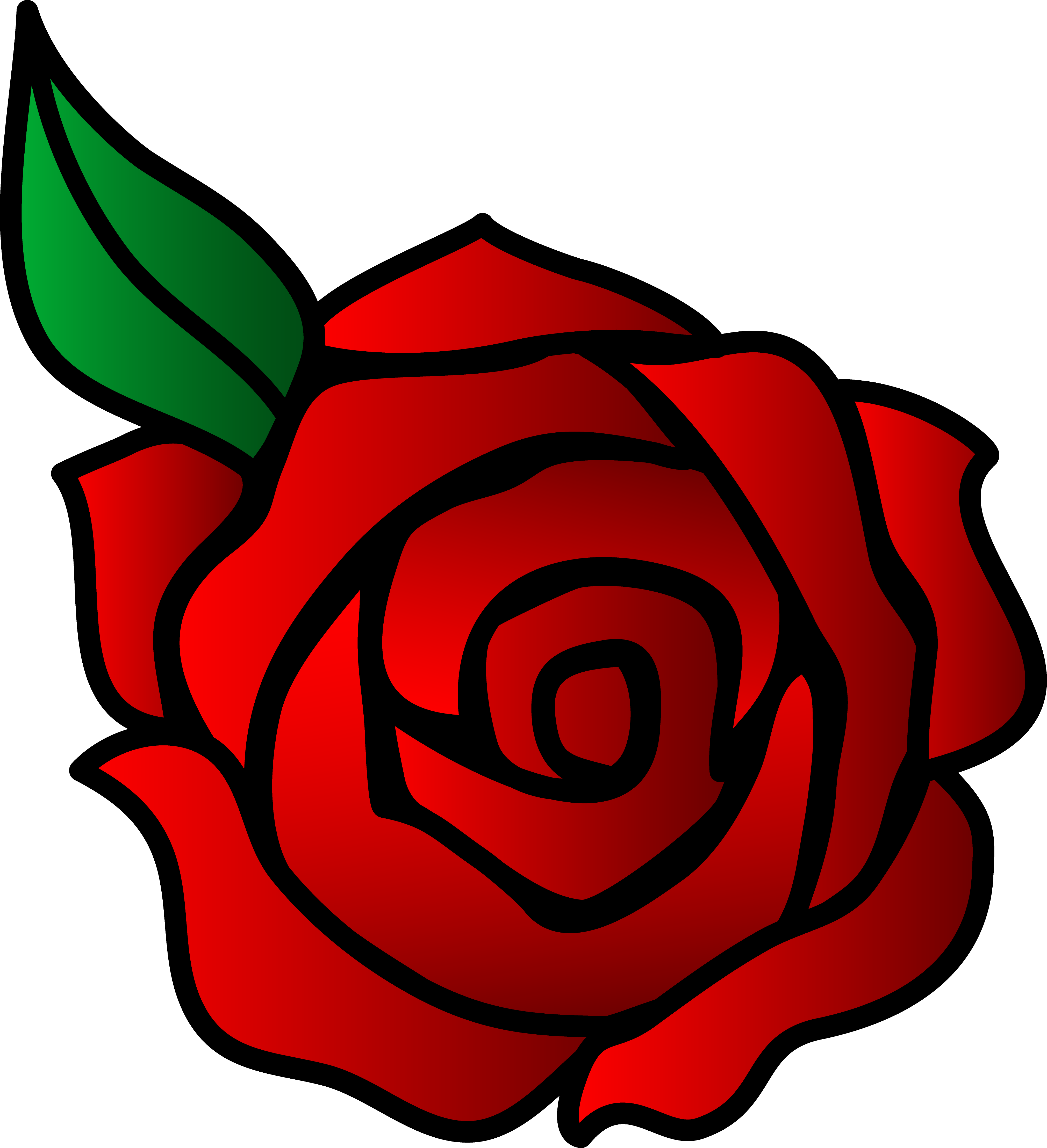 Red Rose Clip Art Images | Clipart Panda - Free Clipart Images