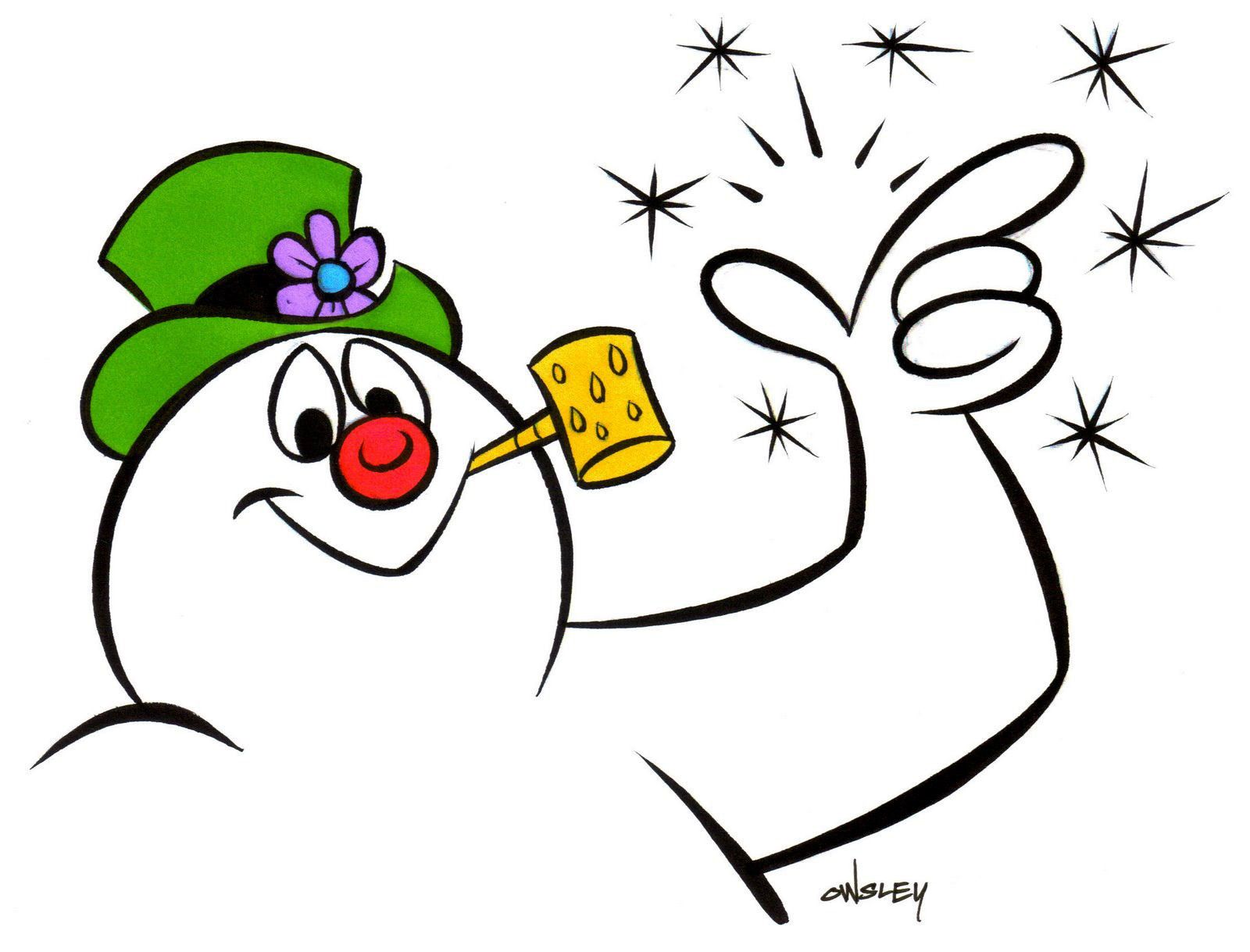 51 images of Frosty The Snowman Clip Art . You can use these free ...