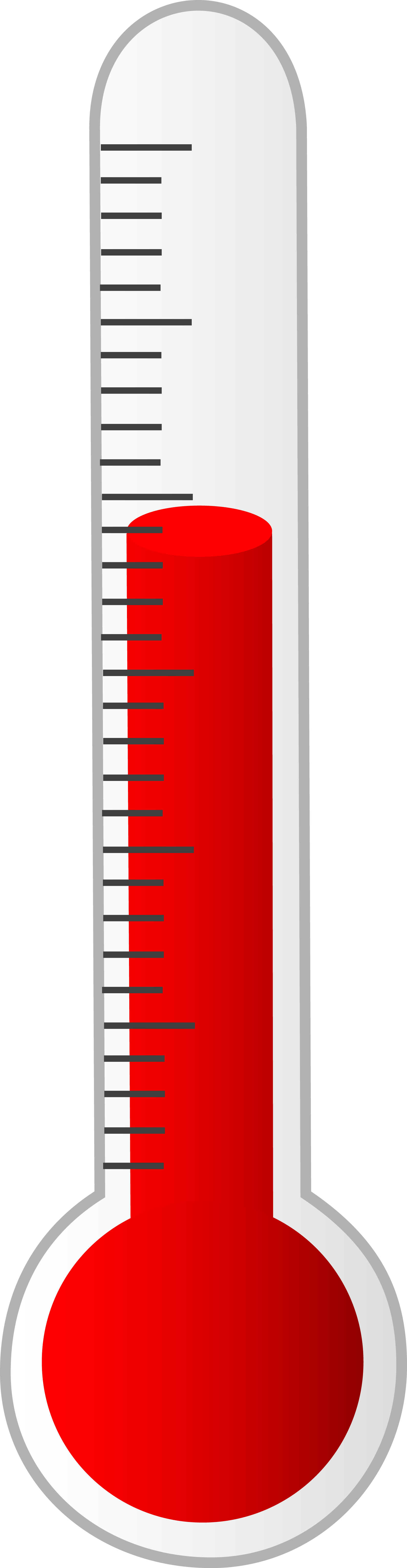 Fundraising Thermometer Png