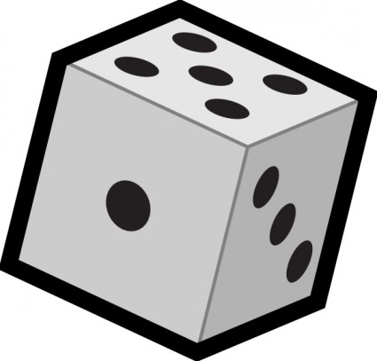 Dice Clipart | Clipart Panda - Free Clipart Images
