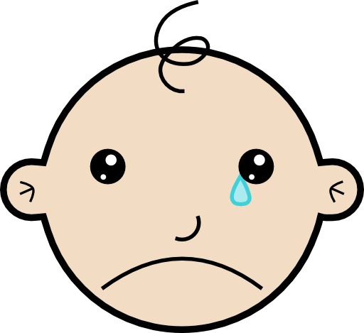 Baby Crying Clip Art - Cliparts.co