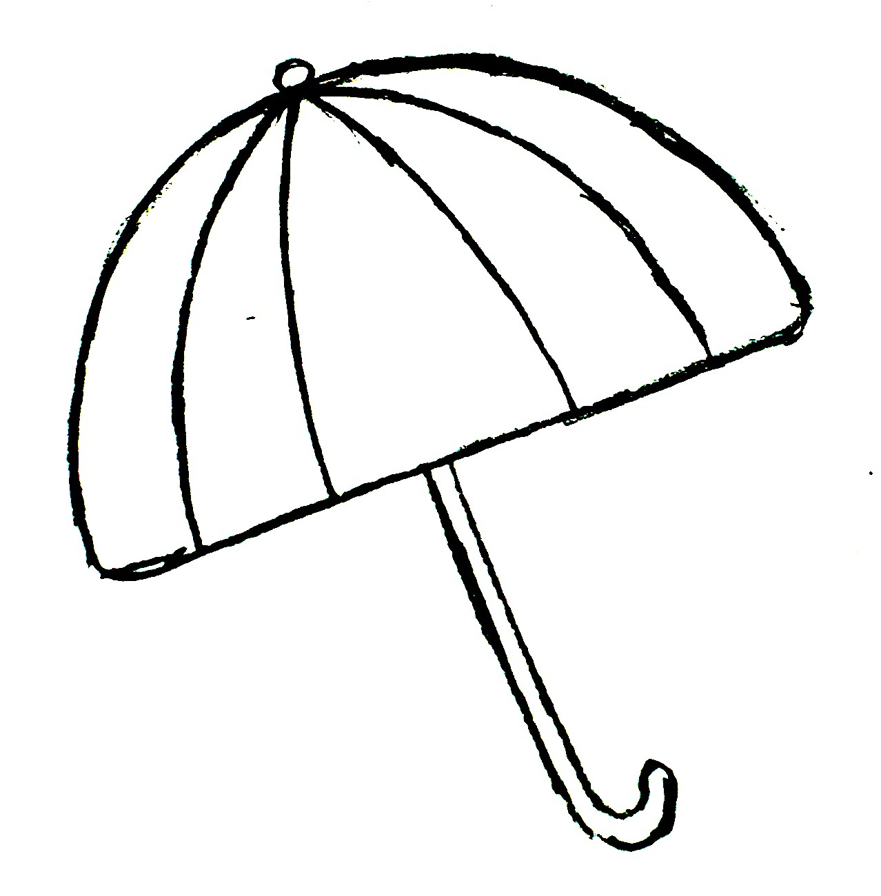 Umbrella coloring pages - Coloring Pages & Pictures - IMAGIXS ... A Coloring Page