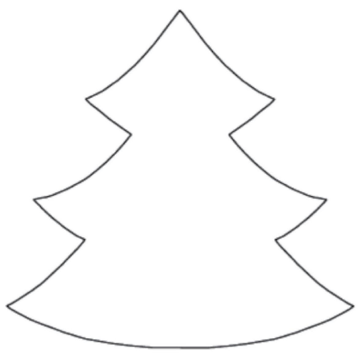 65 images of Christmas Tree Outline Clip Art . You can use these free ...