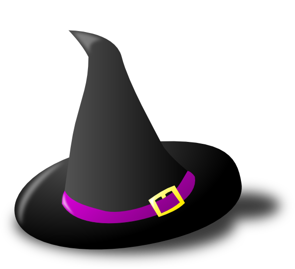Witches Hat Clipart