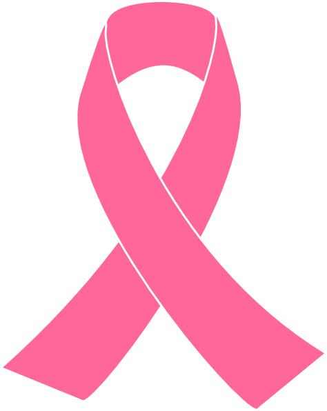 Pink Awareness Ribbon clip art - vector clip art online, royalty ...