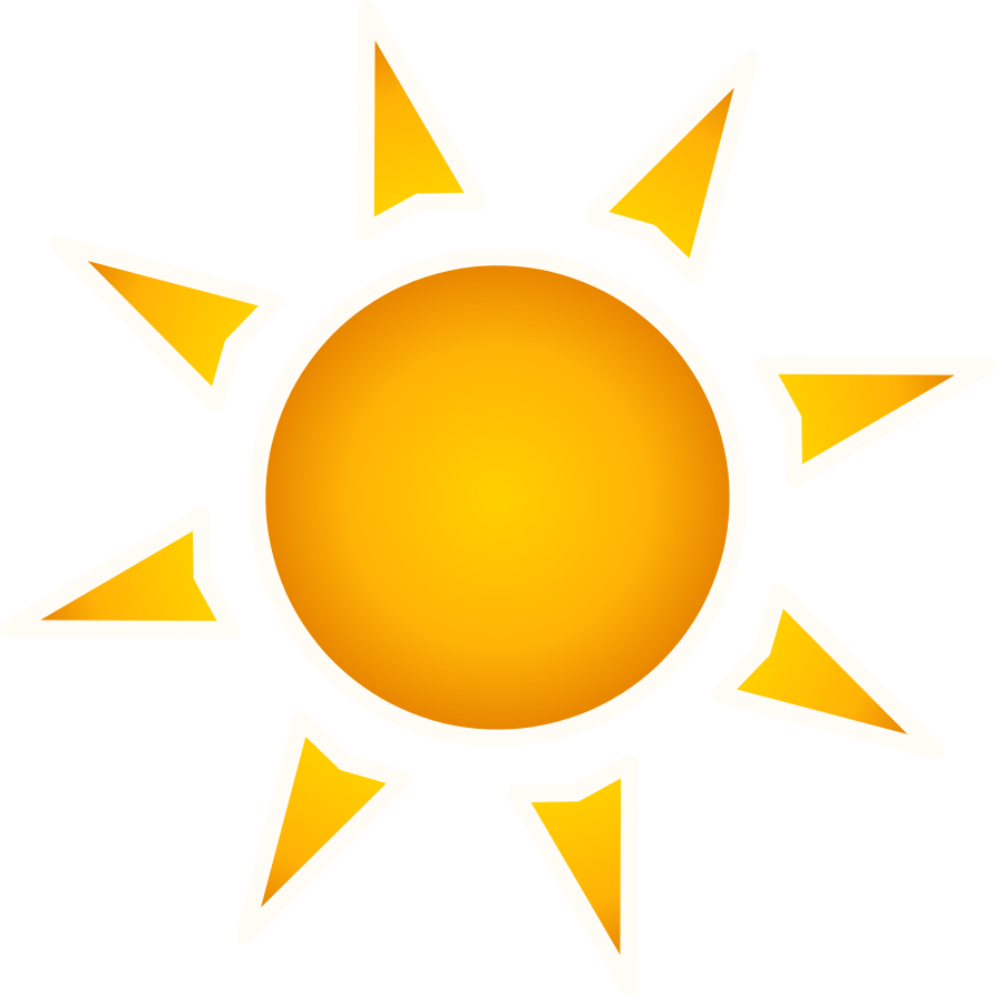 vector sun - photo #3