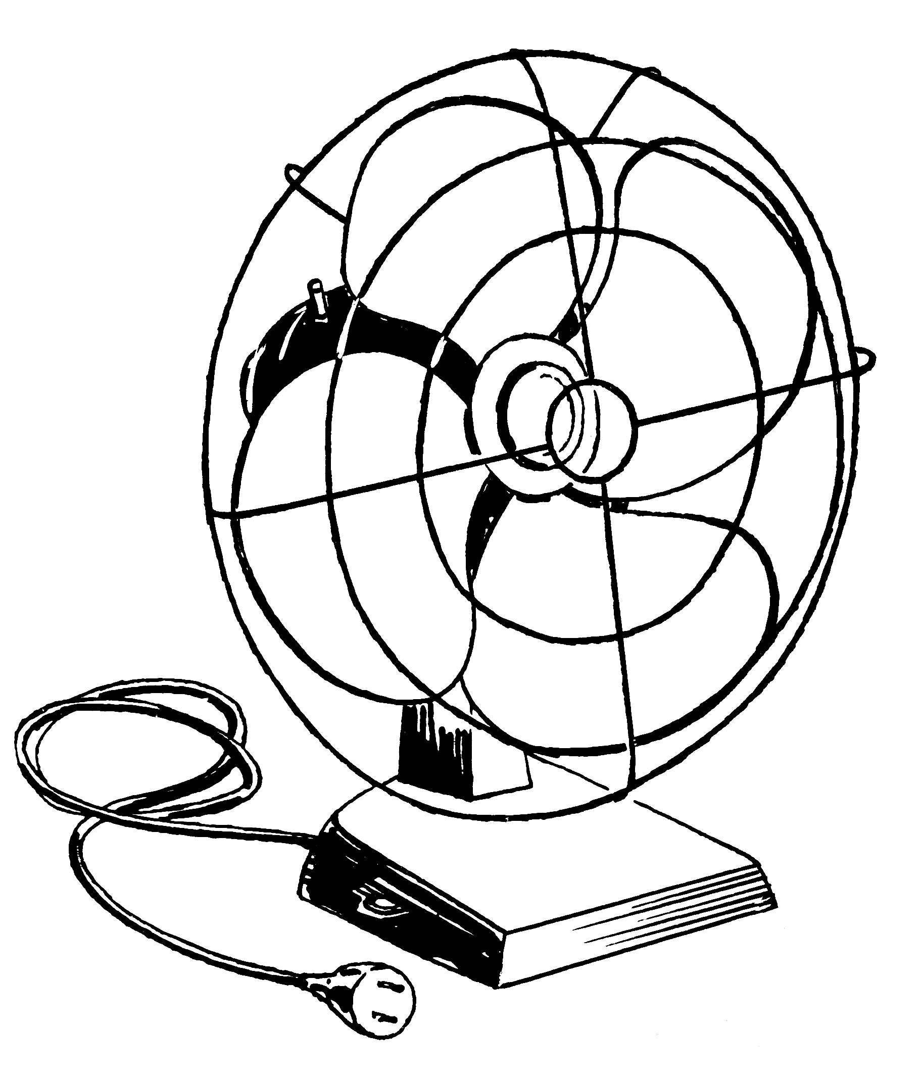 Electric Fan Clip Art : Fan clipart cliparts