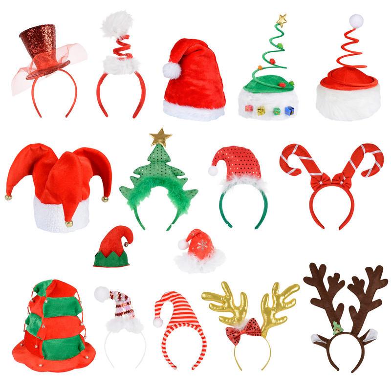 christmas santa hat clipart - photo #43