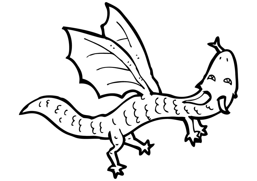 fire breathing dragon coloring pages - coloring pages of truck fireman sam coloring