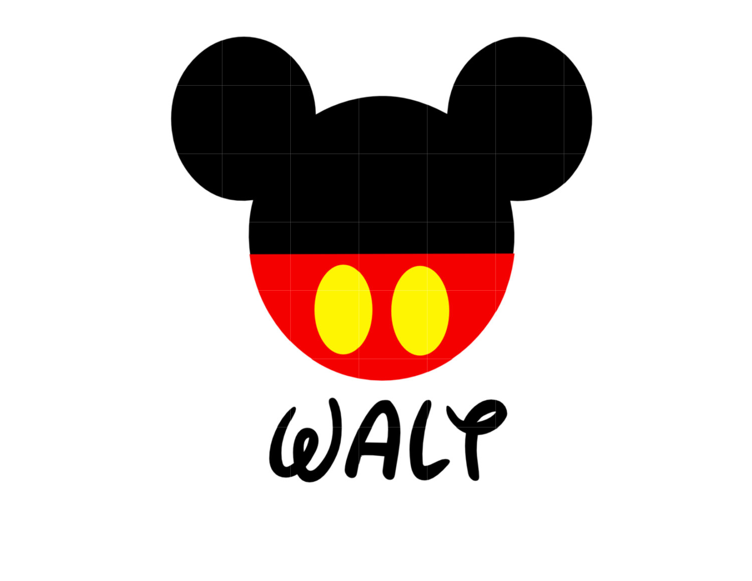 Mickey Mouse Logo Cliparts Co
