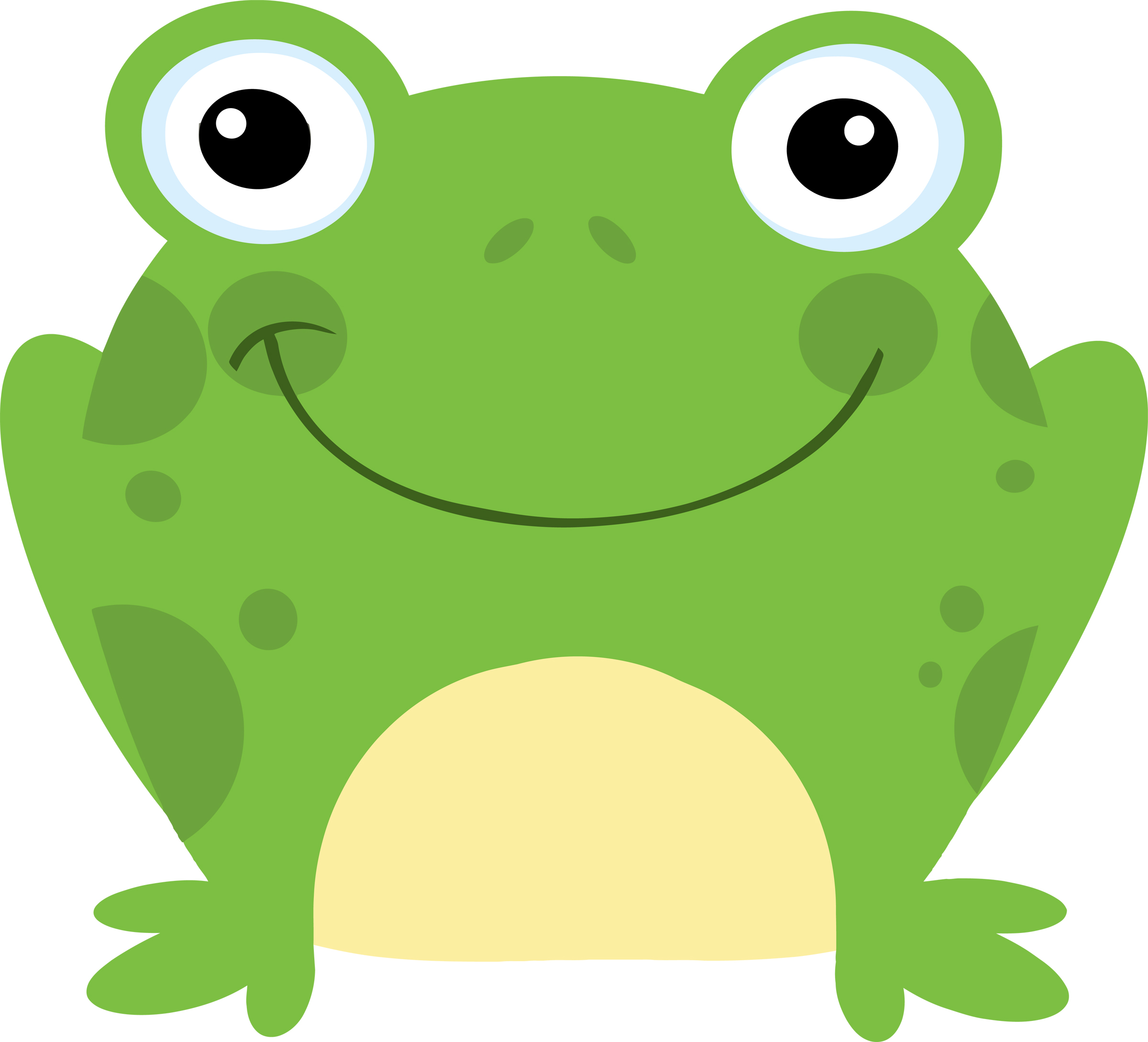 Cartoon Picture Of Frog Clipartsco