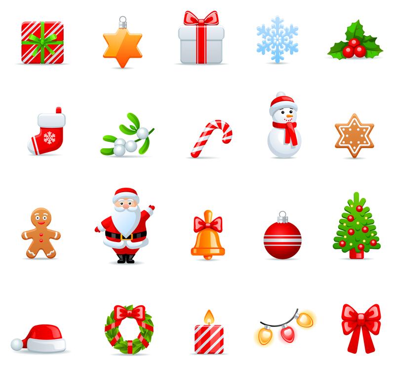 Cartoon Christmas Cliparts Co