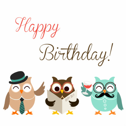 Happy Birthday Uiltjes Man Verjaardagskaarten Kaartje2go