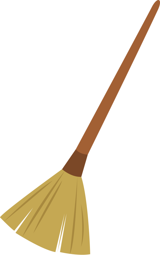 View Broom.png Clipart - Free Nutrition and Healthy Food Clipart