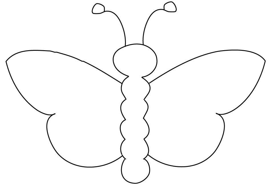 Cartoon Butterfly Image - Cliparts.co