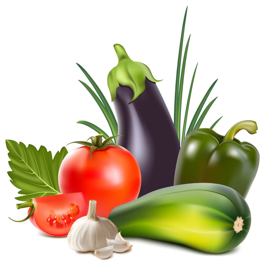 Clip Art Vegetables - Cliparts.co