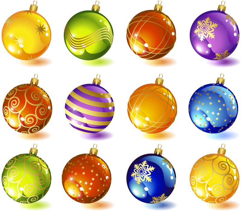cartoon decorations christmas decorations pictures clipartsco