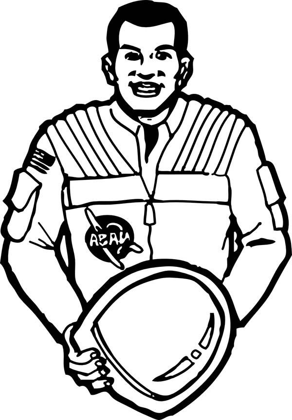 dltk astronaut helmet coloring pages - photo#5