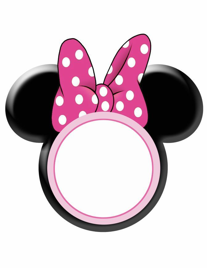 Minnie Mouse Silhouette Clip Art Clipartsco