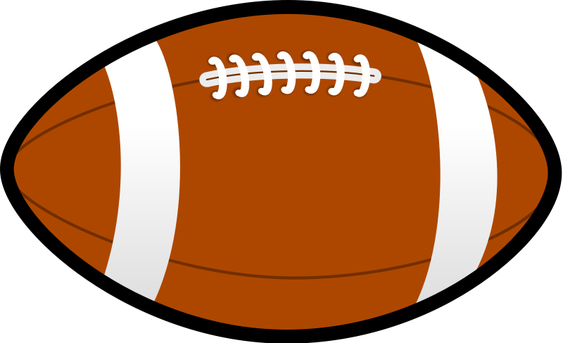 Football/Rugby Clipart Royalty FREE Sports Images | Sports Clipart Org