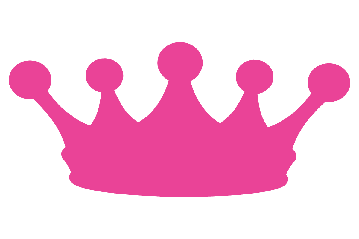 Clip Art Crown Outline
