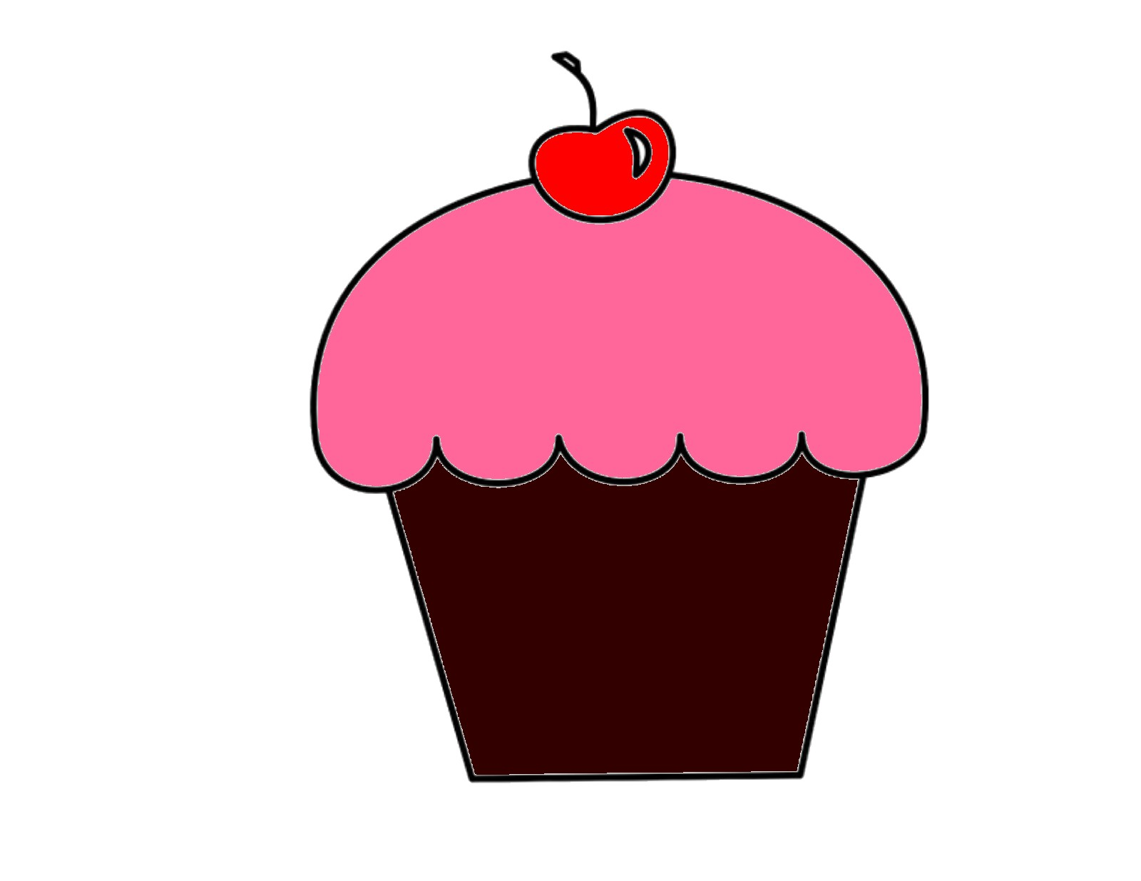 Cupcake Animated Images : Cupcake Pictures Cartoon - Cliparts.co
